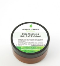 Deep Cleansing Skin Buff exfoliant – Face