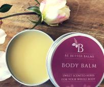 Body Balm 60g Be Better Balms