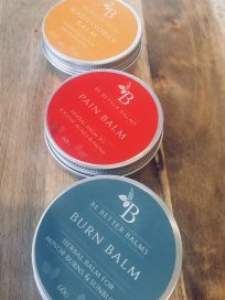 Nature's First Aid Collection by Be Better Balms