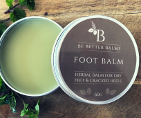 Foot Balm 60g Be Better Balms
