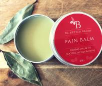 Pain Balm 60g Be Better Balms