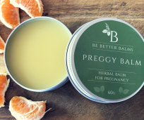 Preggy Balm 60g Be Better Balms