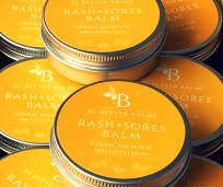 Rash+Sores Balm 30g Be Better Balms