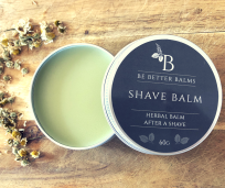 Shave Balm 60g Be Better Balms