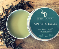 Sports Balm 60g Be Better Balms